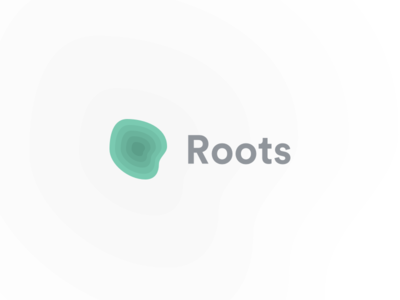 Roots - Branding wip mark logotype tree icon visual identity value roots branding type logo