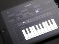 Yamaha Reface iPad App