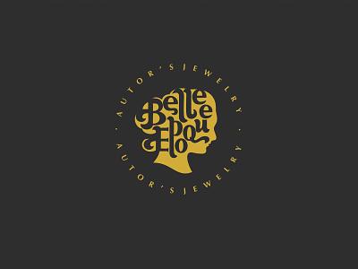 Belle Epoque authors jewelry jewelry epoque belle typography design company font brandidentity identity branding logotype logo brand