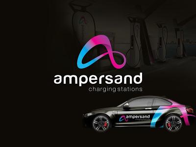Ampersand typography design company font brandidentity identity branding logotype logo brand