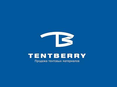 TentBerry materials awning sale logotype logo identity font branding brandidentity brand tentberry
