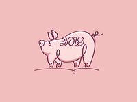 Happy Piglet Year!