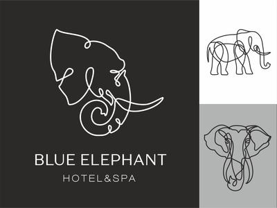 Blue Elephant hotel