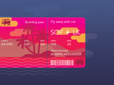 Boarding pass  travel lanka sri plane card ticket pass boarding flight birthday airlines