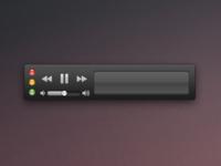 iTunes Black Mini (rebound)