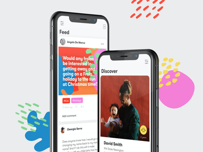 Frolo app ux ui app design ux design ui design design