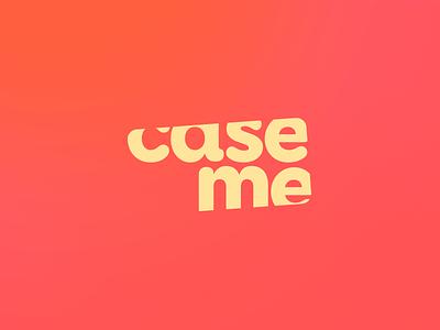 case me case branding logo iphone
