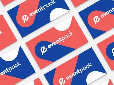 eventpack cross line logo planet e pack event