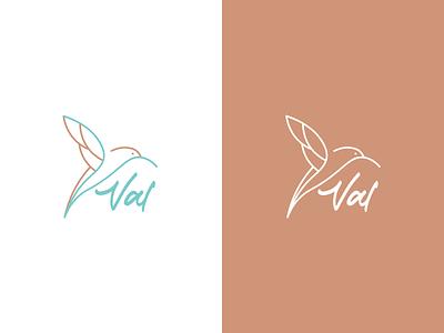 Hummingbird logotype. Simplicity and minimalism hummingbird logo animation minimalist logo minimalism logo design birdlogo logos logotype