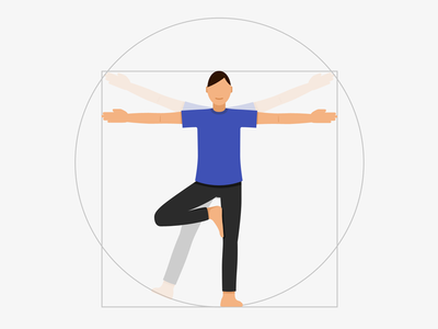Vitruvian Yoga