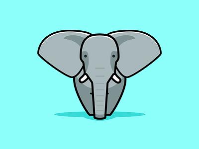 Elephant illustration animals elephant