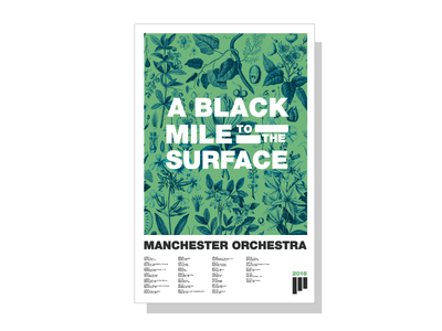 Manchester Poster 2018
