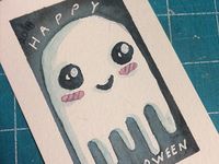 Happy Halloween 2018 - card#3