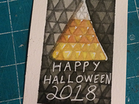 Happy Halloween 2018 - card#4