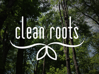 Clean Roots logo