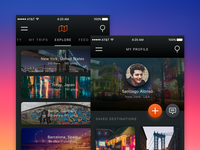 Roam — Discover and collect the best travel destinations