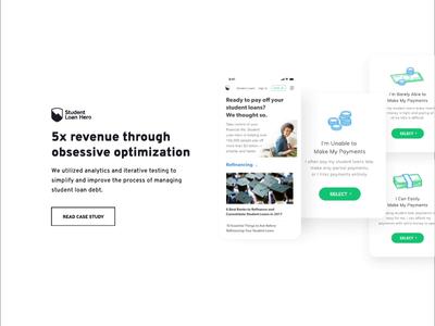 New decade, new site new site site web ui uxdesign uidesign appdesign website redesign portfolio case study