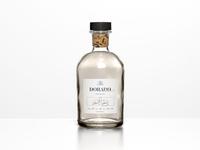 Dorado Mezcal Bottle