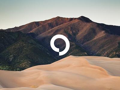 Comma Concept for 'Pause' p branding design logo wellness calm quiet comma pause