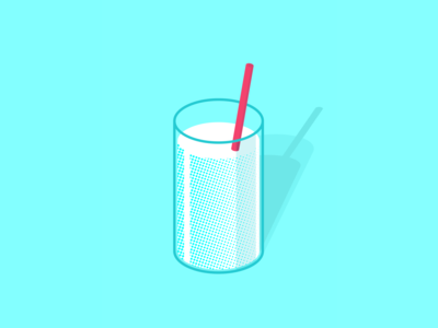 Literally just a glass of milk 🐄