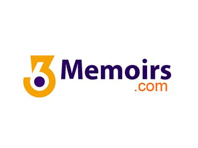 36memoirs.com blogging site web logo flat icon design website design website multi author blogging site visual identity minimal branding blogging site blogging blog