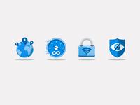 Icons in progress