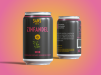 Zinfandel, by Sans Wine Company