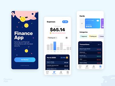 Finance App mobile finance app finance iphone app iphone iphone x
