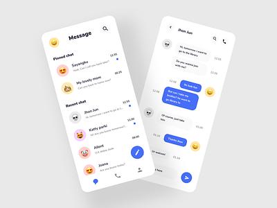 Messenger mobile app talk conversation buble media social sms bubble chatting messenger messaging message app mobile chat blue