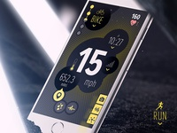Endurance App Concept
