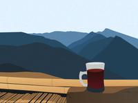 Hill Range - Illustration