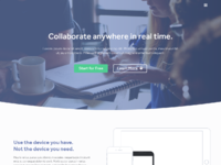 Landing page day 01
