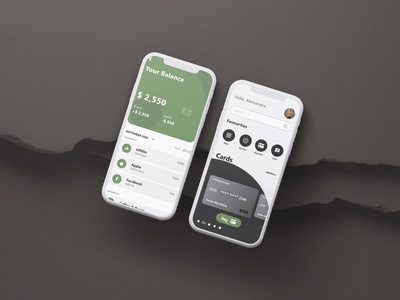 best wallet mobile app UI design | brizmi user interface design digital prototype figma adobexd creative design mobileui uidesign wallet app wallet flat web app icon ux ui creative brizmi design minimal