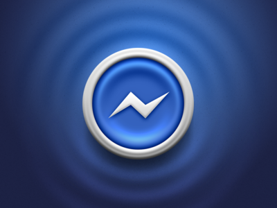Facebook Chat icon - Redo