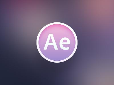 AE after effect design yosemite el capitan icons cc adobe
