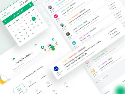 Support App Design