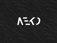 """""""Neko"""" Logo Design"""