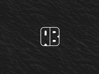 """""""AB"""" Logo Design"""