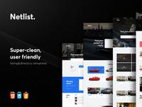 Netlist - Directory & Listing Theme
