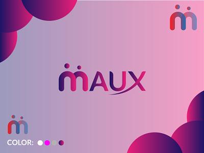 Unique Logo Design ui vector flat logo typography graphic design design illustrator illustration branding
