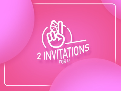 dribbble invite 2 graphic invites designer free competition dribbble invite invitation