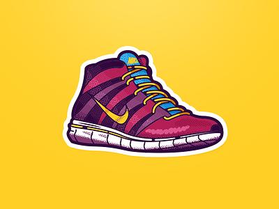 Nike Chukka sneackers stickers brand shoes chukka nike