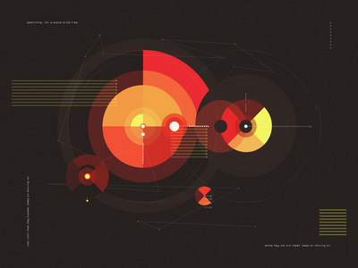 Searching... future machine data graphic red a.i artificial intelligence design brand illustration ui minimal