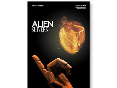 Alien Shivers