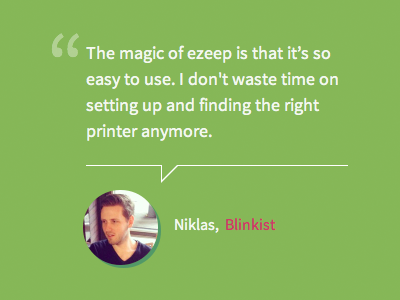 ezeep.com v2 - Quote Unit quote web ezeep css printing