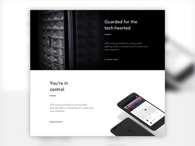 Neit - Landing Page