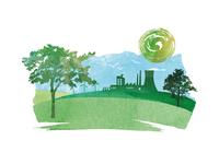 Clean-Energy Testing Illustration