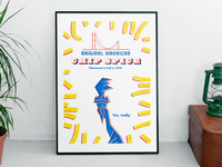 Chip Spice - Riso Print