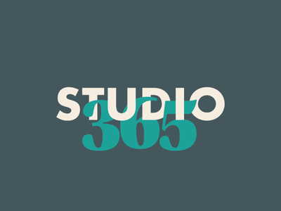 Studio365 Unused Concept vector monogram design typography logo design graphic design logo designer freelance logo designer freelancer logo freelancer freelance branding logo
