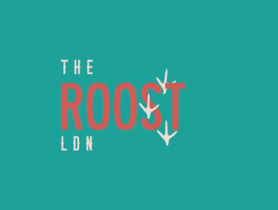 Roost LDN design typography logo design logo designer freelance graphic designer graphic designer graphic  design freelancer freelance logo designer freelance logo design graphic design branding logo